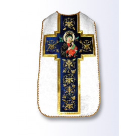 Roman chasuble - Our Lady of Perpetual Help (65)
