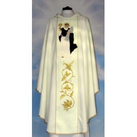 Chasuble with the image of St. Jack