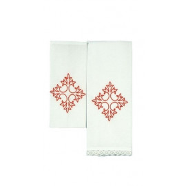 Chalice Linen Sets - red cross (2)