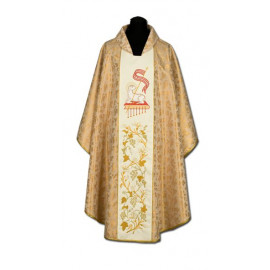 Chasuble embroidered Holy Lamb