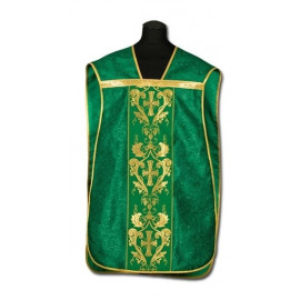 Roman chasuble - damask fabric (2)