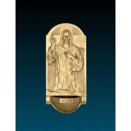 Church holy water font - 30 cm