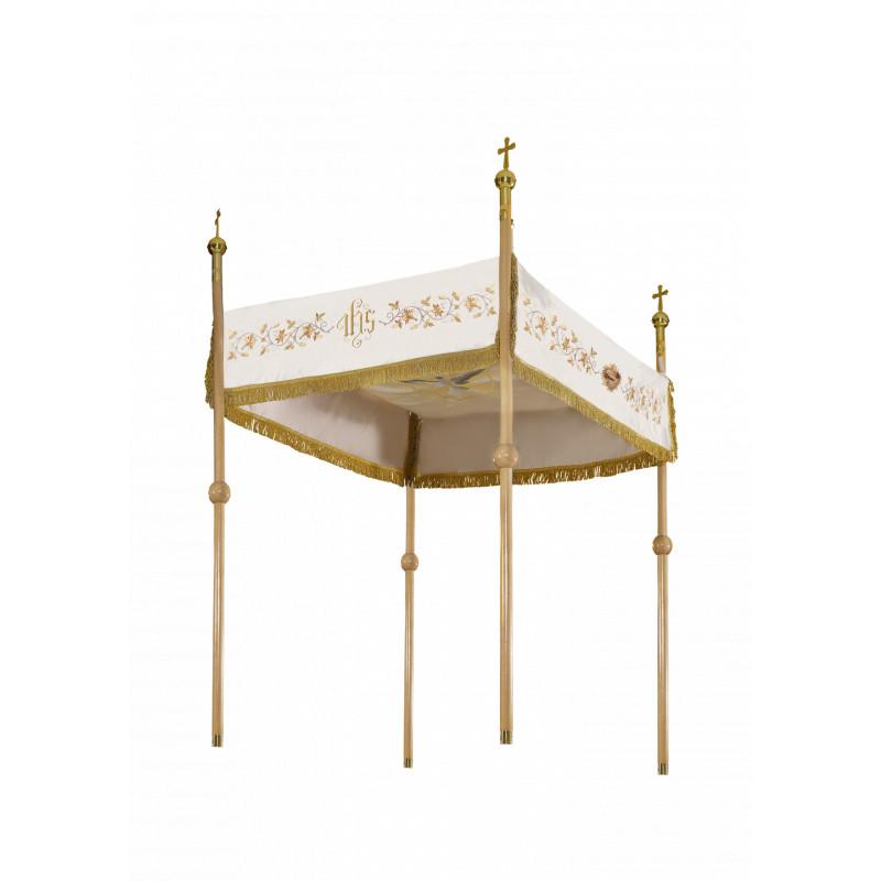 Canopy 130 cm x 160 cm - foldable (21)