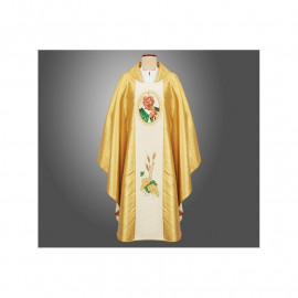 Chasuble with the image of Pope John Paul II