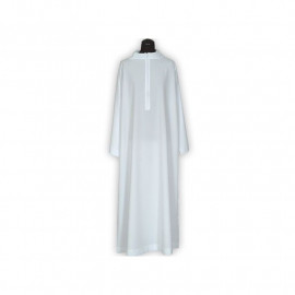 Clergy alb hood, without pleats (3)