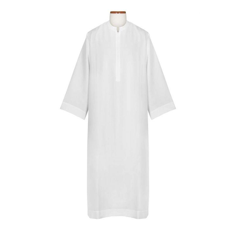 Clergy alb - front zip  (11)