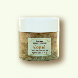 Copal - natural resin 70 g