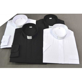 Clergy shirt - elanocotton