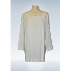 Clergy surplice - white (1)