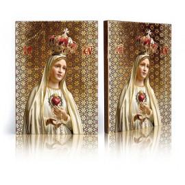 Religious Icon Our Lady of Fatima (2)