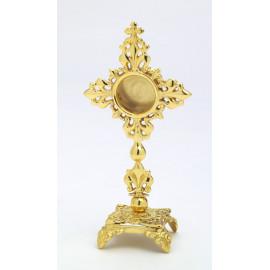 Cross-shaped reliquary - 21 cm