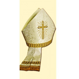 Embroidered mitre (13)