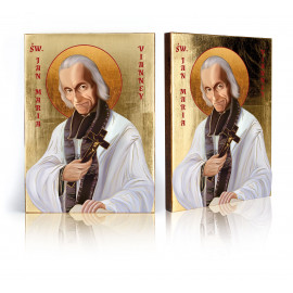 Icon of St. John Vianney