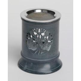Incense burner - soapstone -10 cm