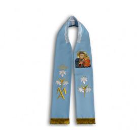 Priest's stole - Our Lady of Częstochowa (23)