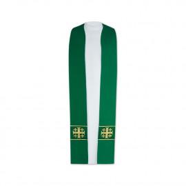 Priest's stole - Jerusalem Cross (1)