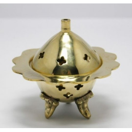 Incense Burners - gold (3)