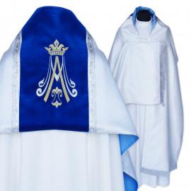 Humeral veil - Marian theme