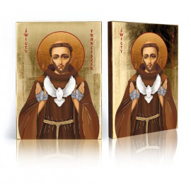 Icon of Saint Francis