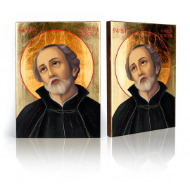 Icon of Saint Andrew Bobola