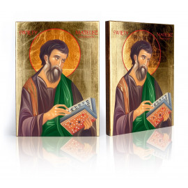 Icon of Saint Matthew the Evangelist