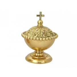 Lavabo Set - brass (3)