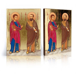 Icon of Saint Philip and Jacob