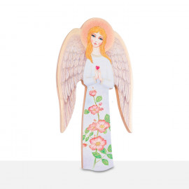 Guardian Angel icon - heart-holding (17)