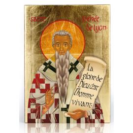 Saint icon Ireneusz (1)