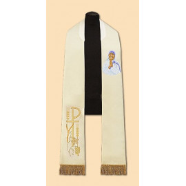 Embroidered stole Mother Teresa of Calcutta (28)