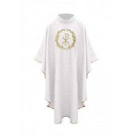 Chasuble with laurel wreath