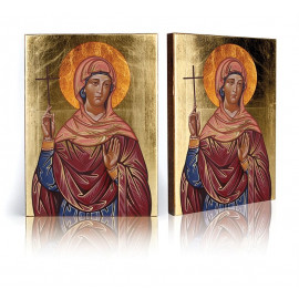 Icon Saint Victoria