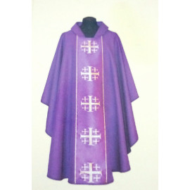 Embroidered chasuble (29A)