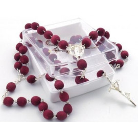 Rose scented Rosary - Mother of God