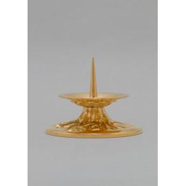 Candlestick brass 7 cm
