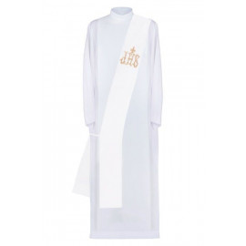 Embroidered deacon stole (3)