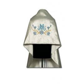Marian Veil - brocade fabric