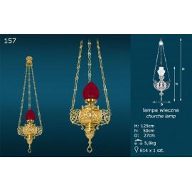 Sanctuary lamp - 125 cm (6)