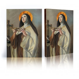 Icon Saint Teresa of Avila