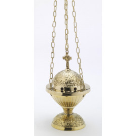 Brass thurible - 18 cm