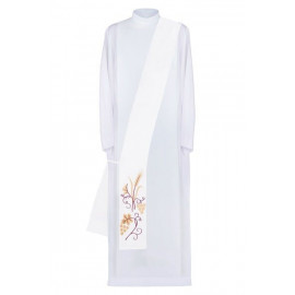 Embroidered deacon stole (2)