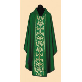Embroidered chasuble (20A)