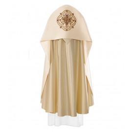IHS embroidered liturgical veil (16)