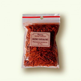 Incense red sandalwood 10g