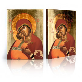 Icon of Eleus (Tender Mother of God)