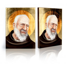 Icon of Holy Father Pio