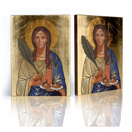 Icon Saint Agata