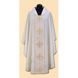 Embroidered chasuble (14A)