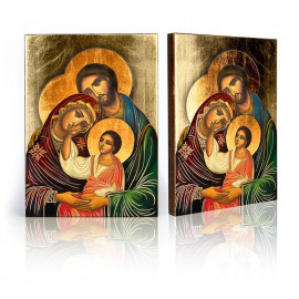 Ikons Holy Family