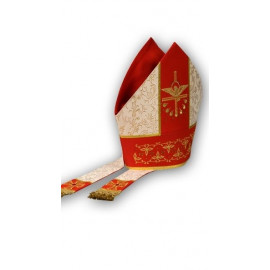 Embroidered mitre (2)